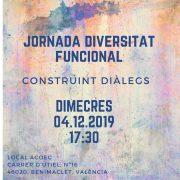 Jornada de Diversidad Funcional
